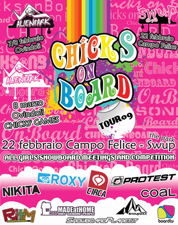 ChicksonBoard2008 flyer