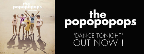 Popopopops Dance Tonight