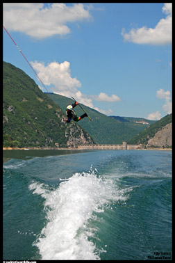 Ricky Sartori Lago del Salto