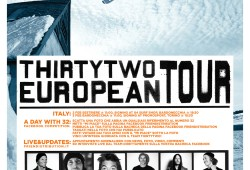 32 European Tour Flyer
