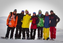 Random crew Arlberg