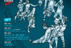 Battle of the Year 2012 Poster