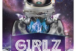 Girlz The Weekend flyer